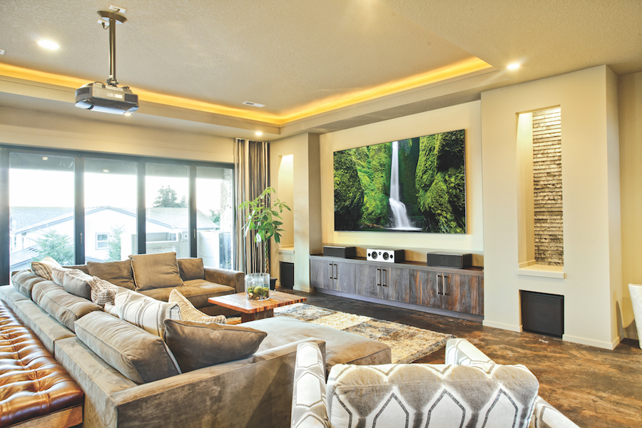 Take Your Home Media Room to the Next Level