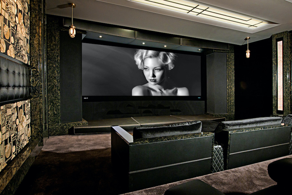 ENJOY ENDLESS MOVIE NIGHTS WITH YOUR CUSTOM HOME THEATER