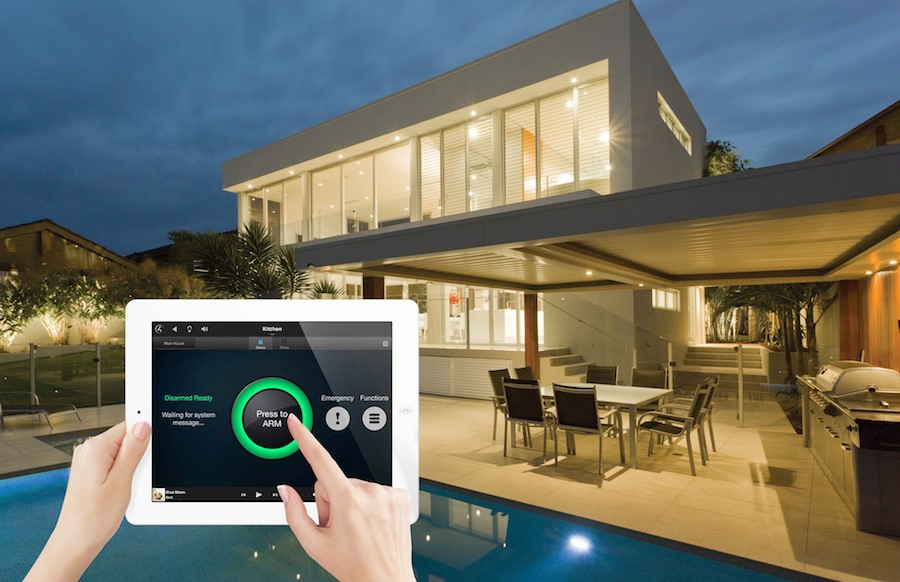 Can a Smart Home System Keep You More Secure?